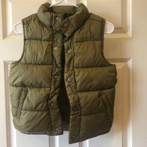 Gymboree Puffy Vest